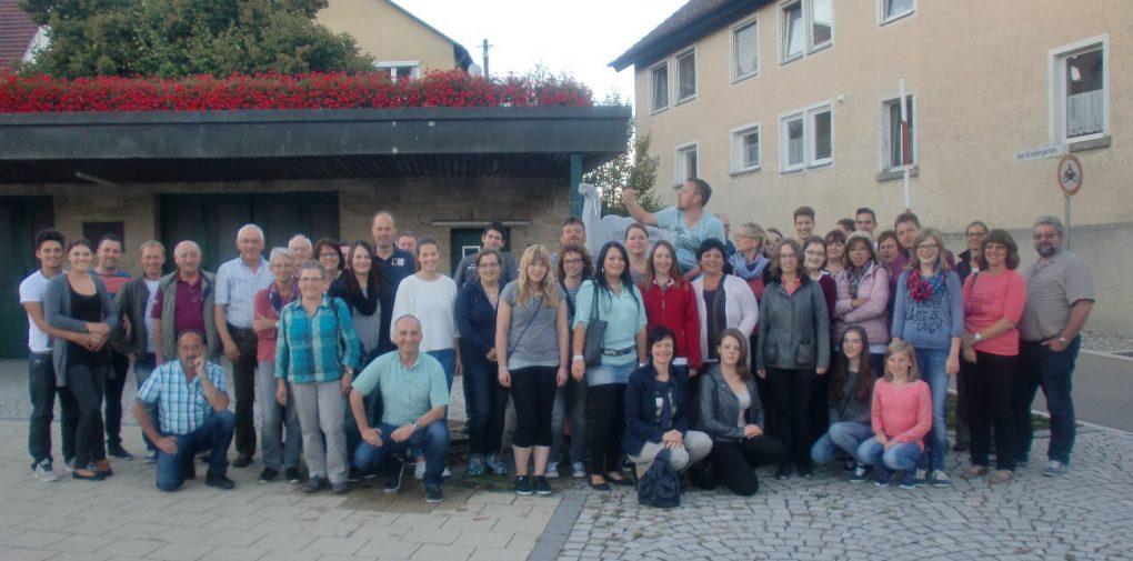 Ausflug Schnaidt 2015