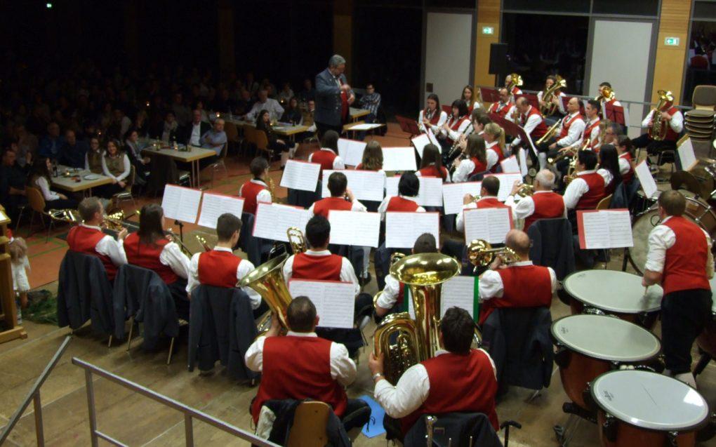Konzert in der Alenberghalle 2015