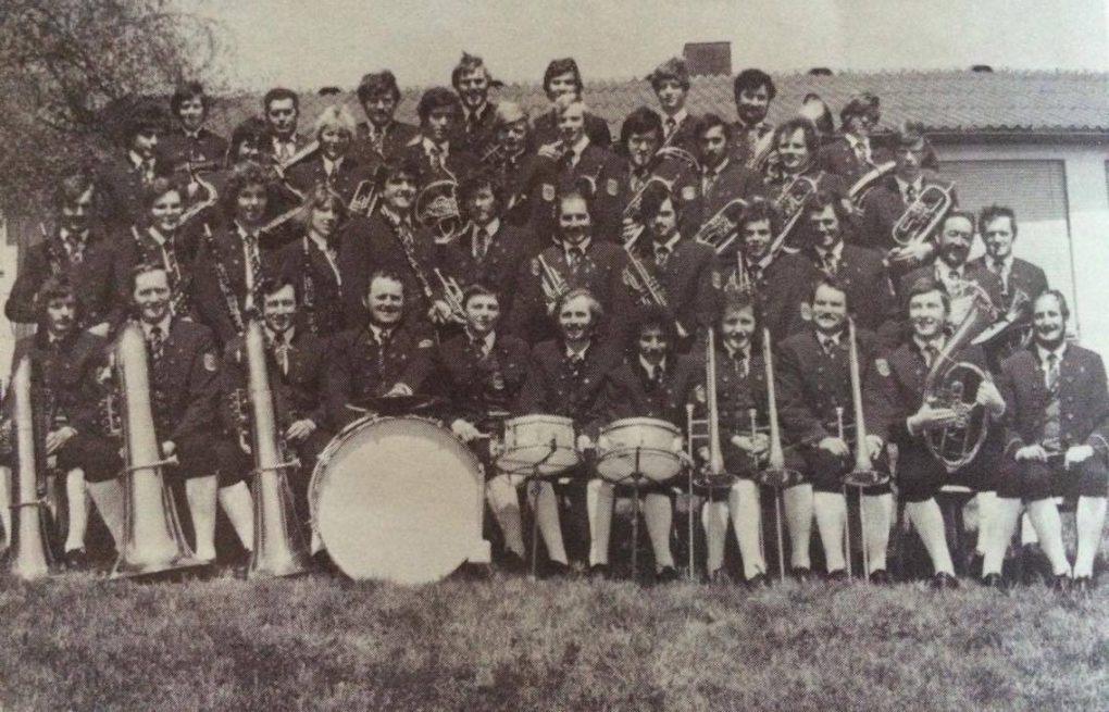 50-jähriges Jubiläum 1980