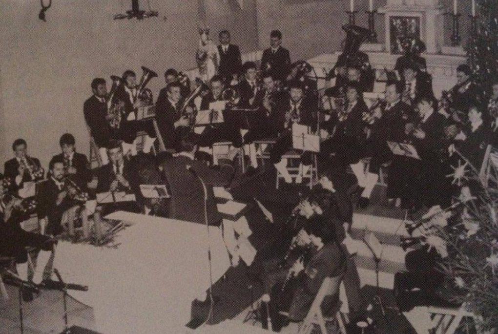 Kirchenkonzert 1989